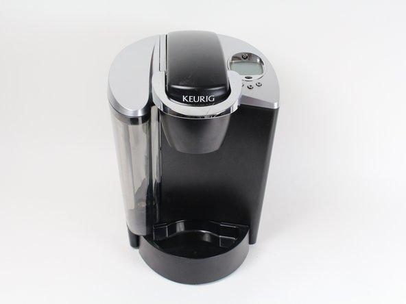 keurig user manual k45