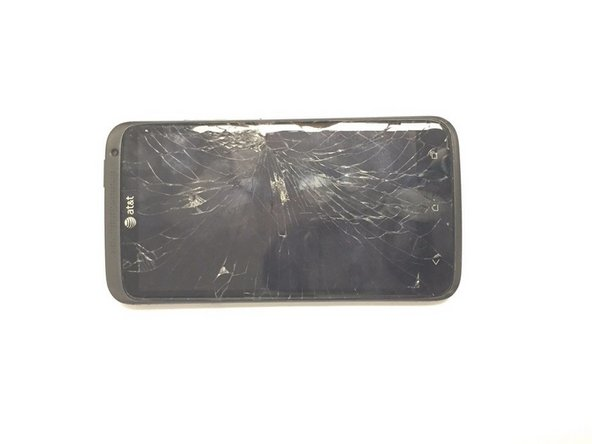 HTC One X Button Replacement