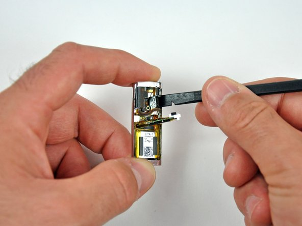 Image 1/2: Things don't appear different here. The battery is still a tiny 0.27 watt-hours.
