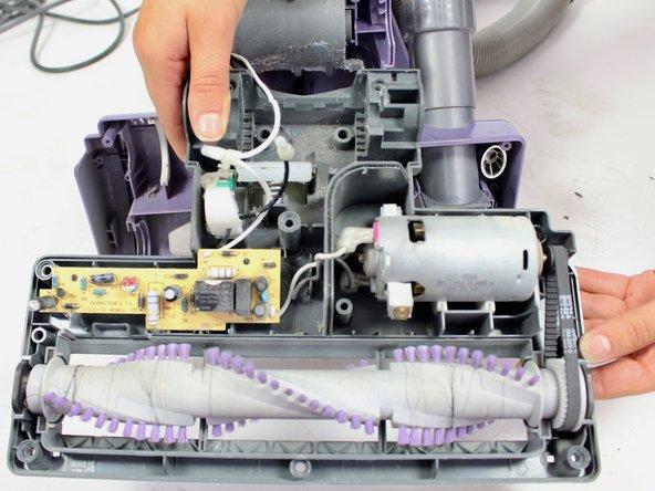 Shark NV352 Roller Brush Motor Replacement