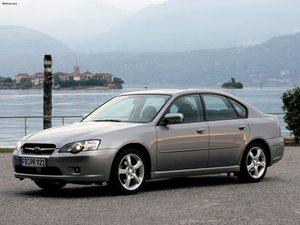 1999-2004 Subaru Legacy Repair