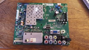 Insignia NS-LCD22-09 has power but will not turn on - Television
