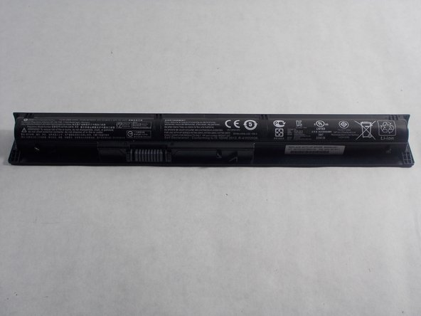 HP ProBook 450 G3 Battery Replacement