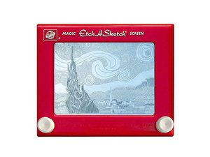Etch A Sketch Repair