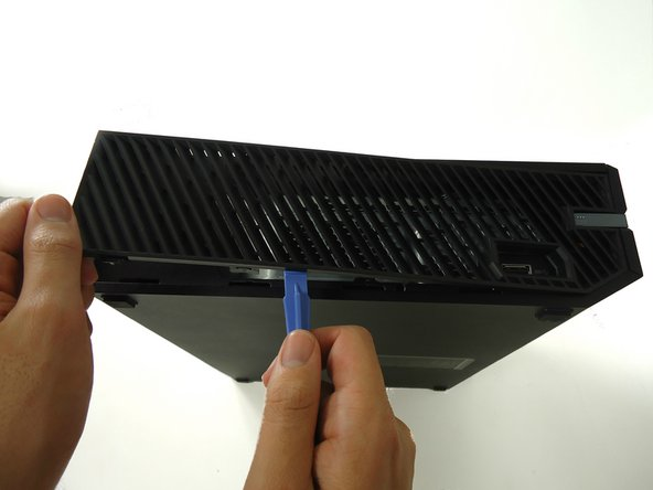 Xbox One Side Vent Replacement