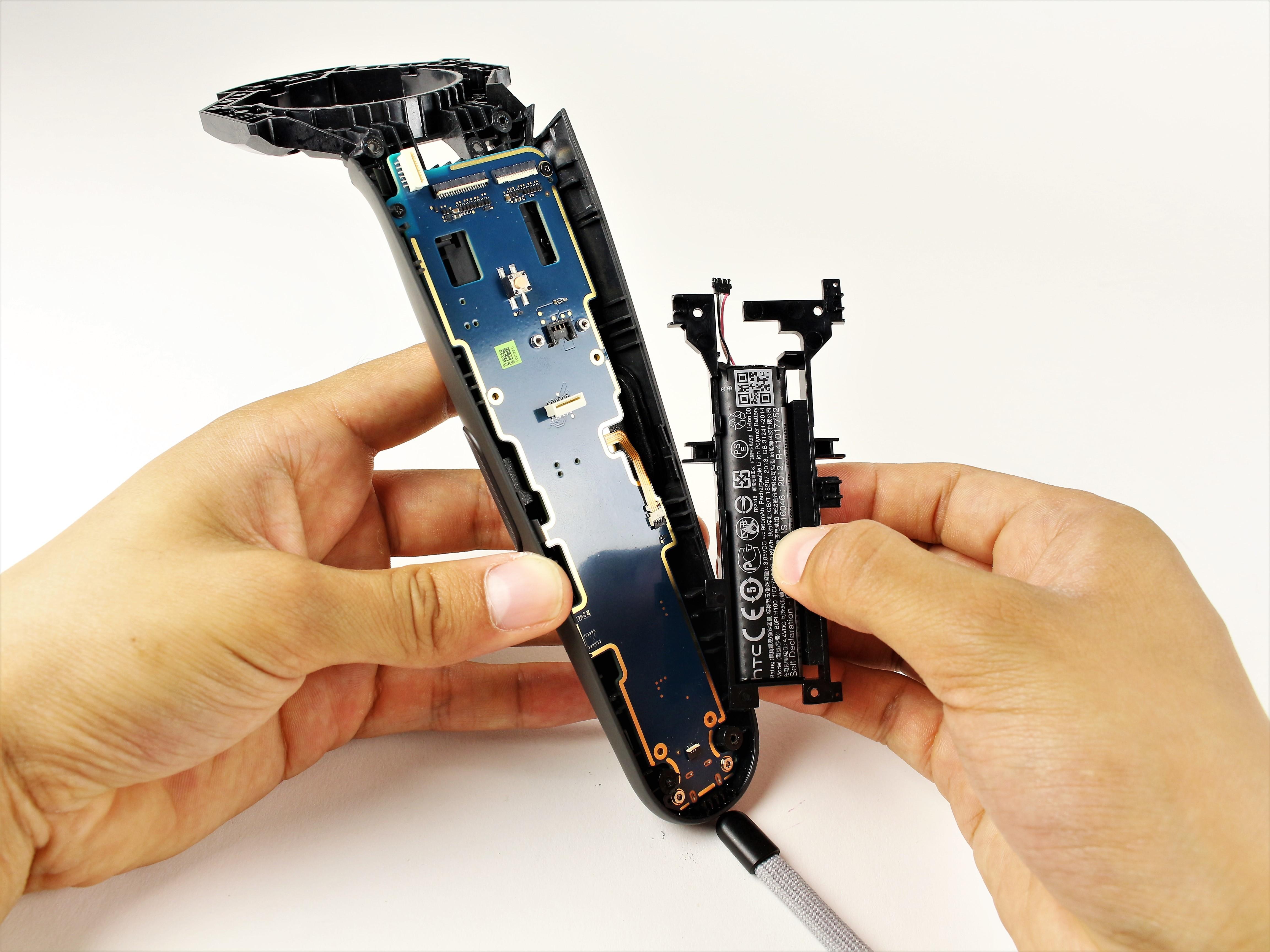 HTC Vive Controller Repair - iFixit