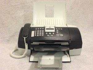 HP Officejet J3680 Troubleshooting
