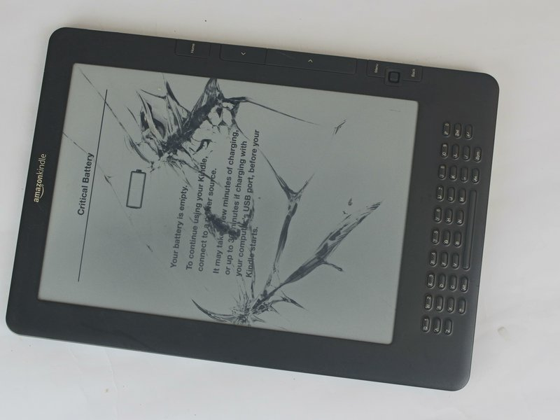 Kindle Tablet Repair - iFixit