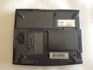 Acer Travelmate C100 Series  Teardown