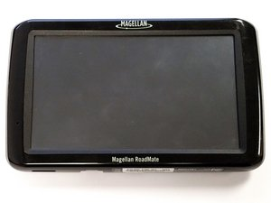 Magellan RoadMate 5120-LMTX Repair
