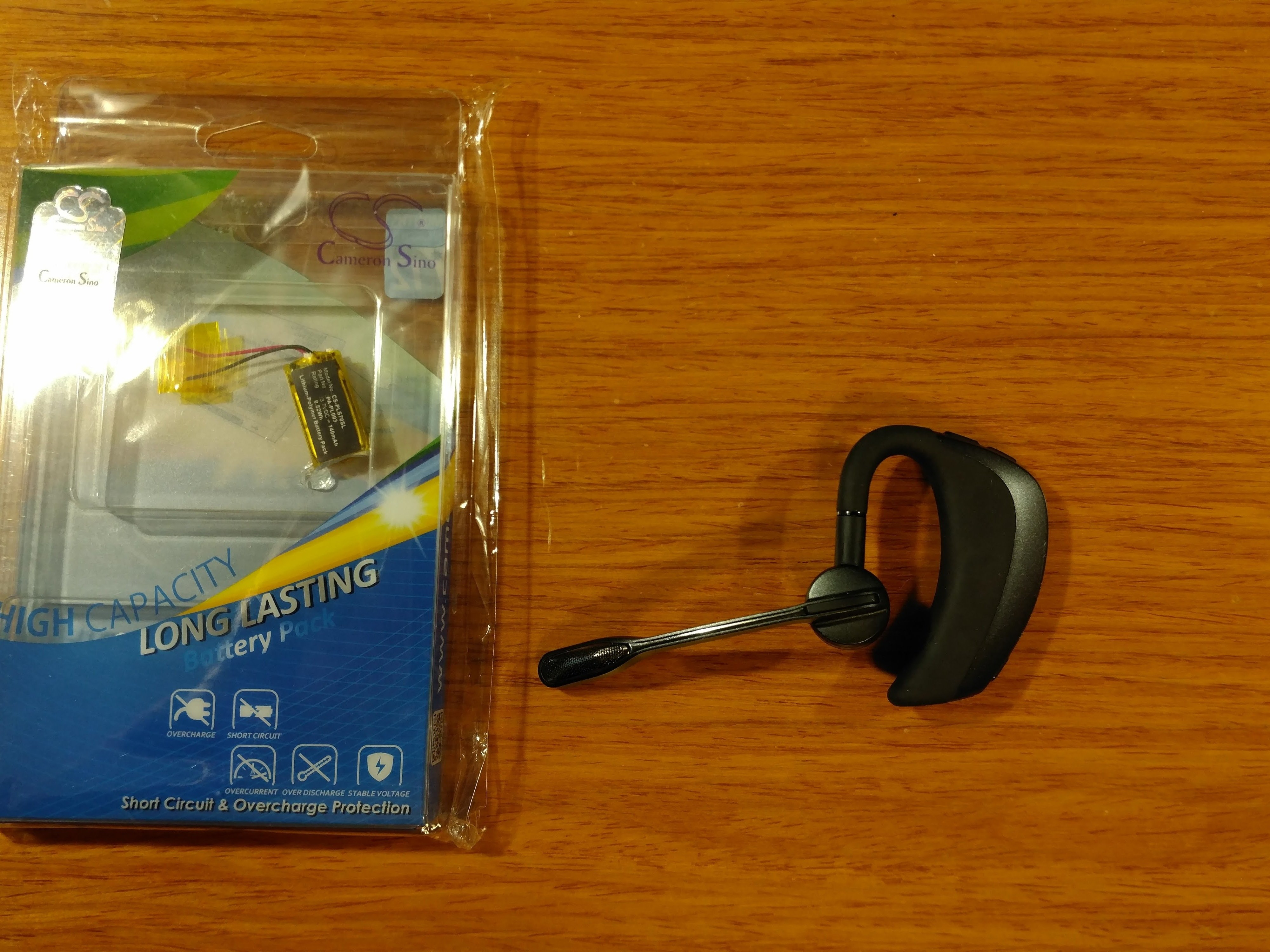 Plantronics Voyager Pro Battery Replacement Ifixit Repair Guide