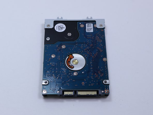 MSI GE72 6QF Apache Pro Hard Drive Replacement