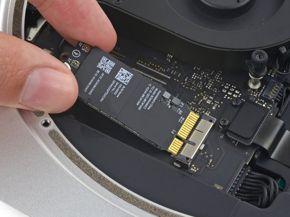 Mac mini Late 2014 AirPort Card Replacement