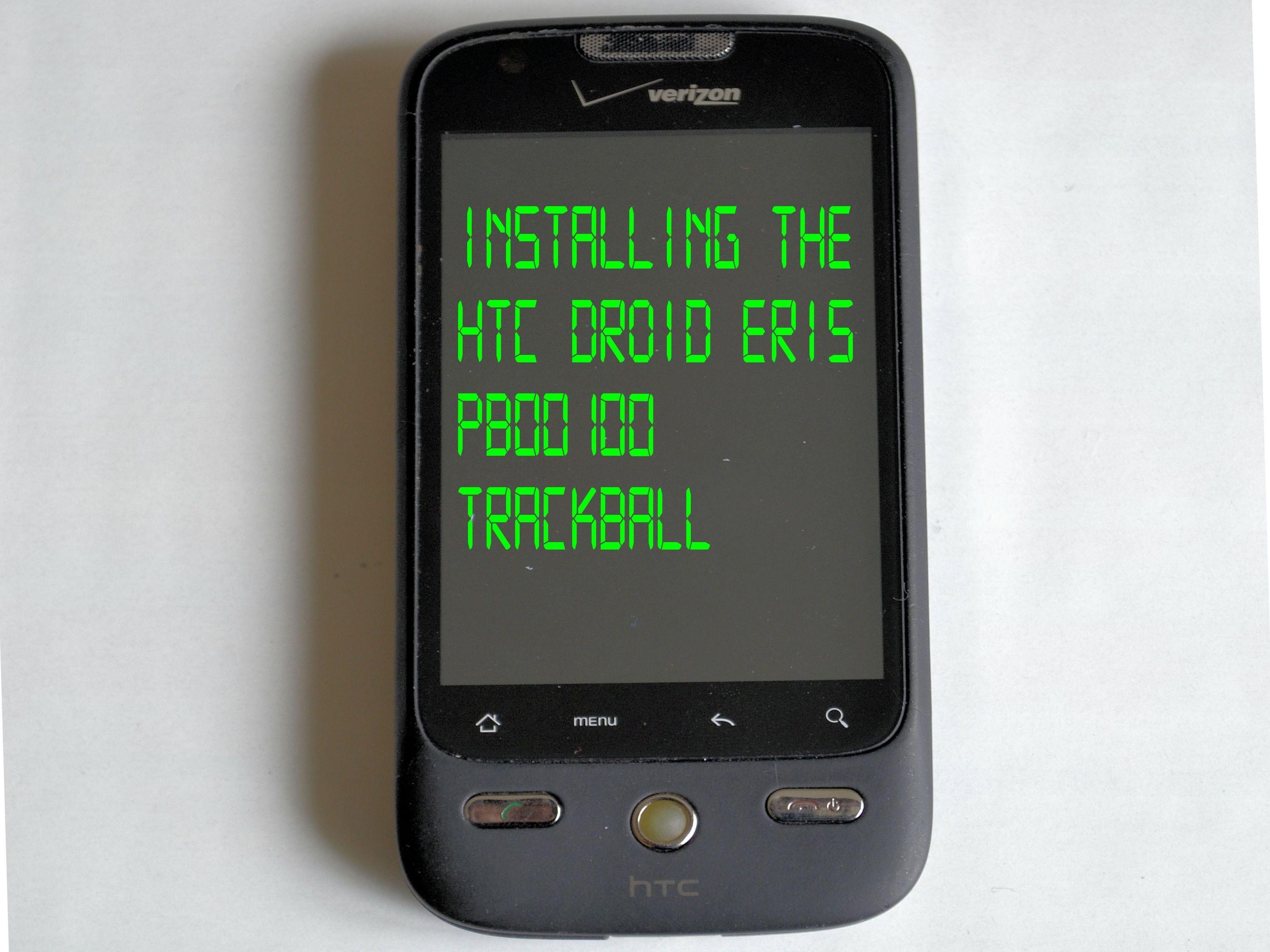 htc droid eris repair ifixit rh ifixit com HTC Droid Eris ADR6200 Droid Eris Charger