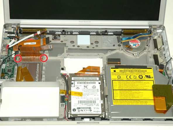 "PowerBook G4 Aluminum 15"" 1.5-1.67 GHz Display Replacement"