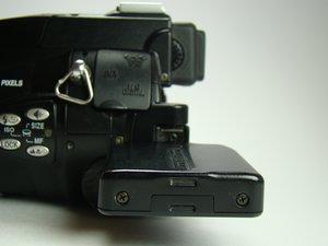 Rear LCD