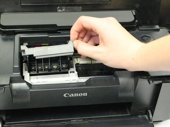 Canon PIXMA iP3600 Printhead Replacement
