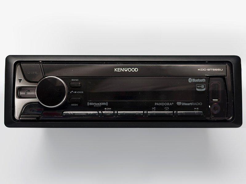 Kenwood Kdc-bt565u Repair