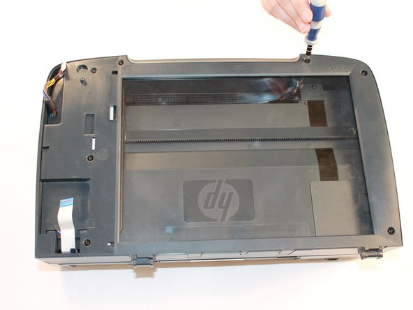 HP PSC 2355 Scanner Glass Replacement