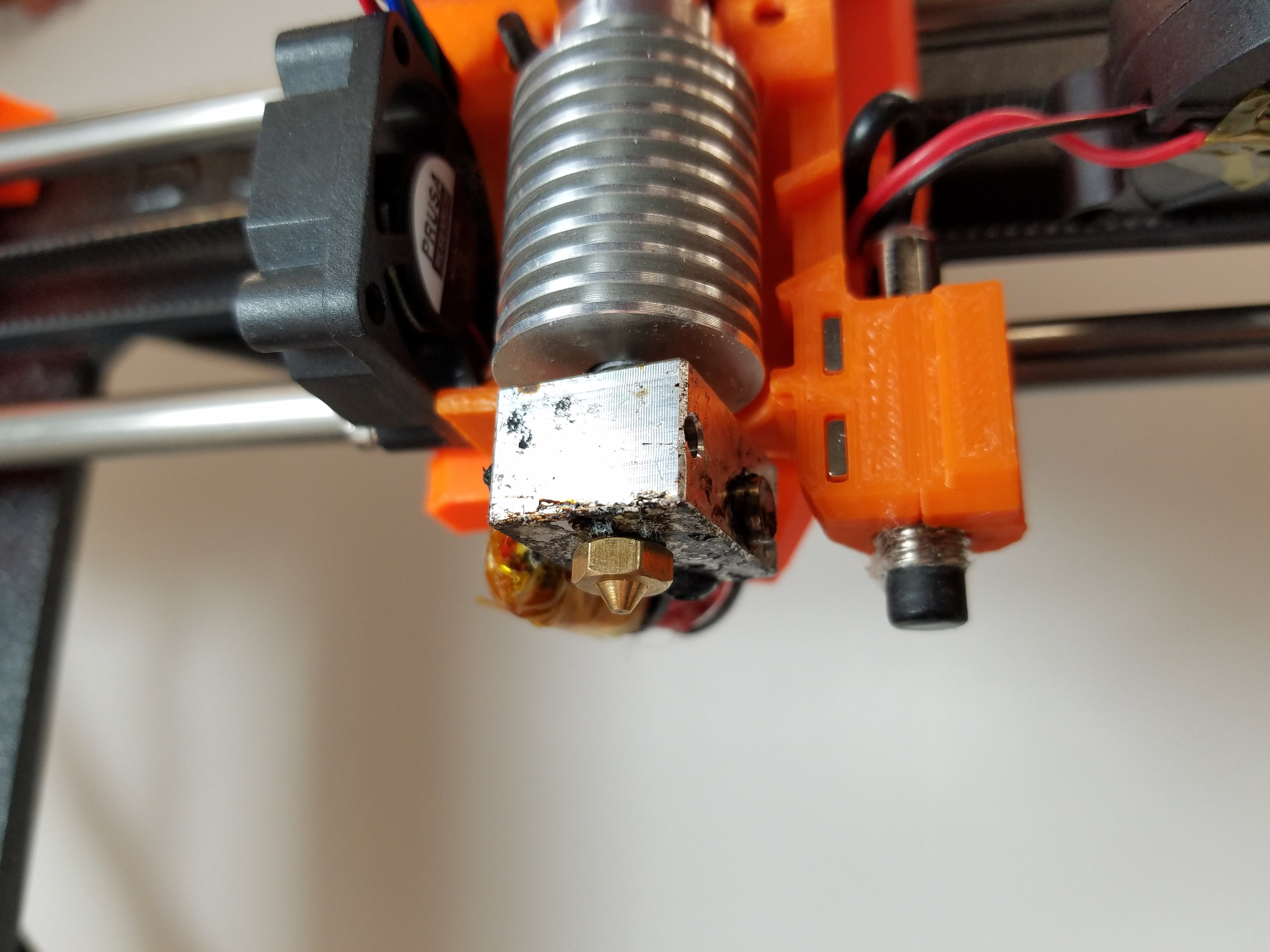 Prusa i3 Mk2 Nozzle Replacement - iFixit Repair Guide