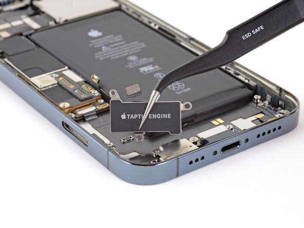iPhone 12 Pro Taptic Engine Replacement