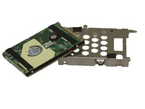 Sony VAIO PCG-933A Hard Drive Replacement