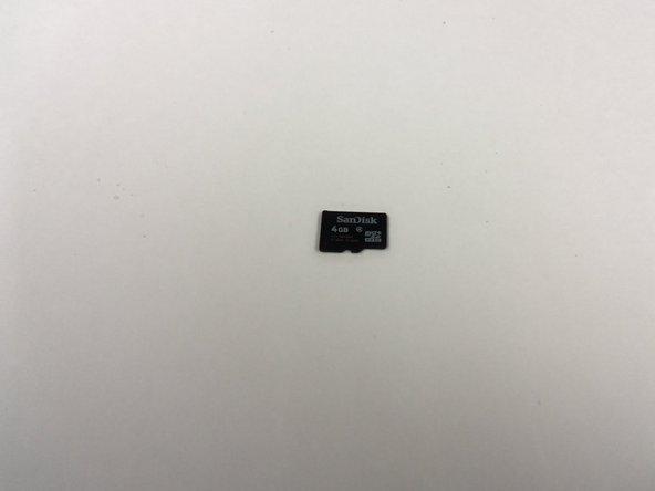 Image 1/1: Micro SD card