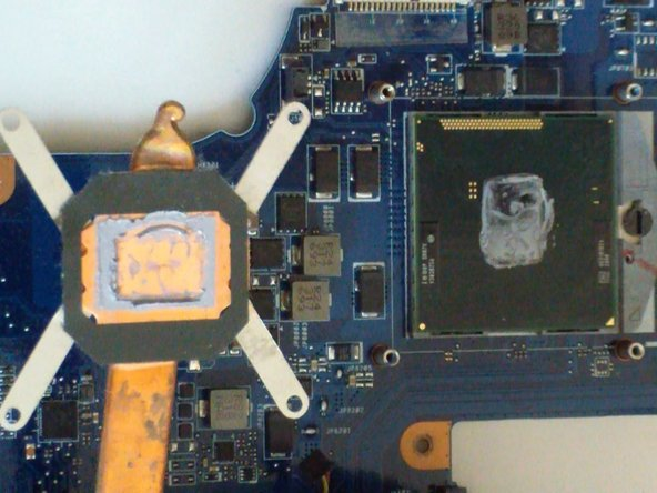 how to clean thermal paste properly