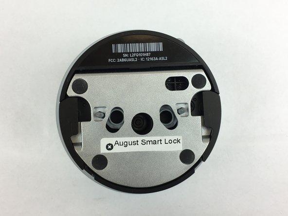 August Smart Lock Speaker Replacement