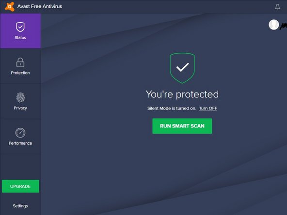 Keep an up-to-date Antivirus. An Antivirus is very important to protect your self against virus attacks