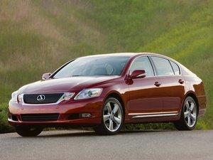 2012-Present Lexus ES