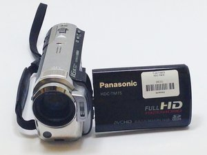 Panasonic HDC-TM15 Repair