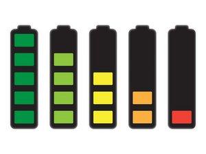 Calibrage de la batterie