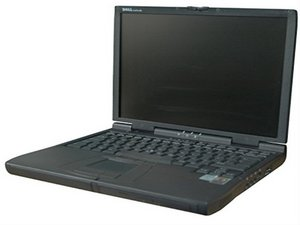 Dell Latitude CPt Repair