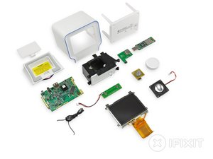 Chumby One Teardown