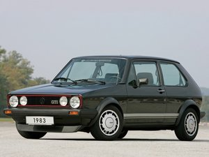 1974-1983 Volkswagen Golf