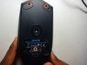 How to Fix a Jammed Scroll Wheel for a Logitech G203 Prodigy Mouse
