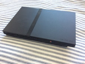 Sony Playstation 2 Slimline SCPH-79002 Repair