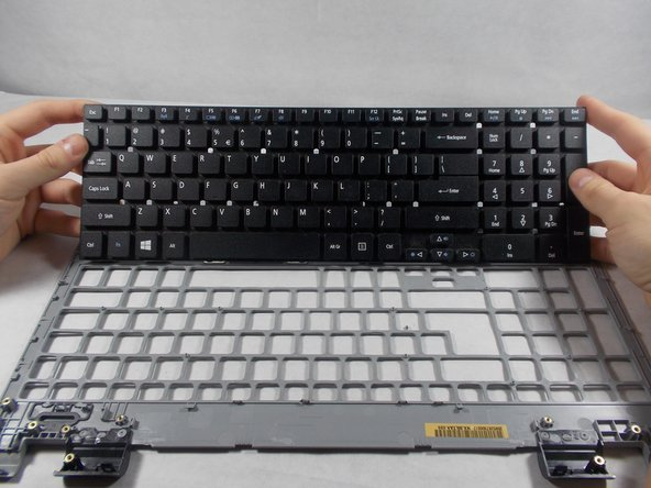 Acer Aspire E5-571-58CG Keyboard Replacement