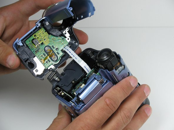 Panasonic PV-GS9 Microphone Replacement
