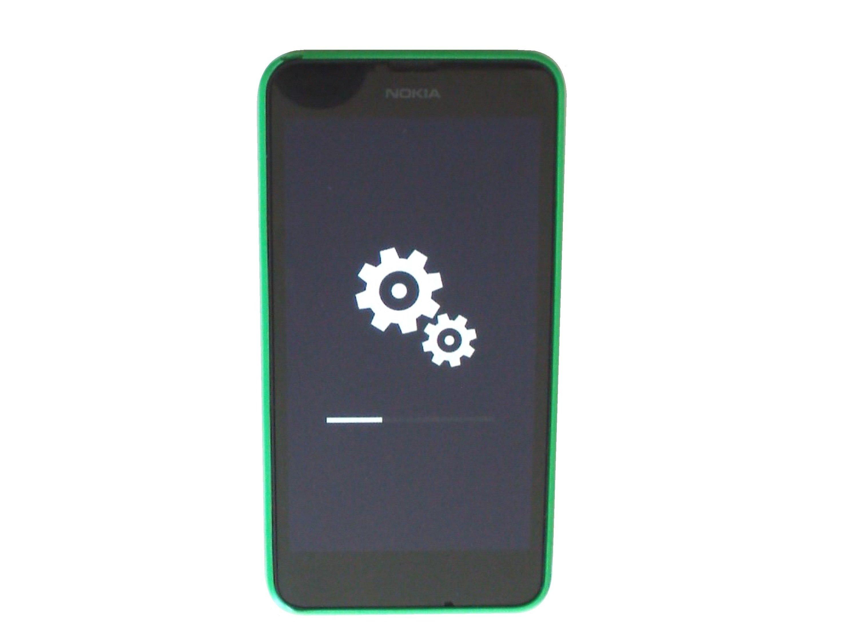 Nokia Lumia 635, 630 - Hard Reset