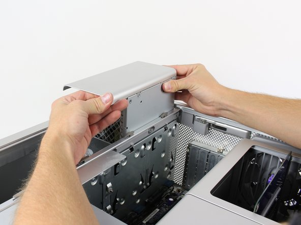 Mac Pro First Generation Power Supply Unit Replacement