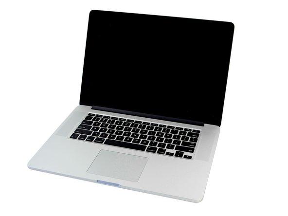 "MacBook Pro 15"" Retina Display Mid 2012"