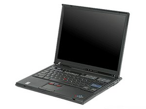 IBM ThinkPad T40 Repair