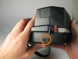 Repairing Polaroid Sun 600 LMS Gear Train