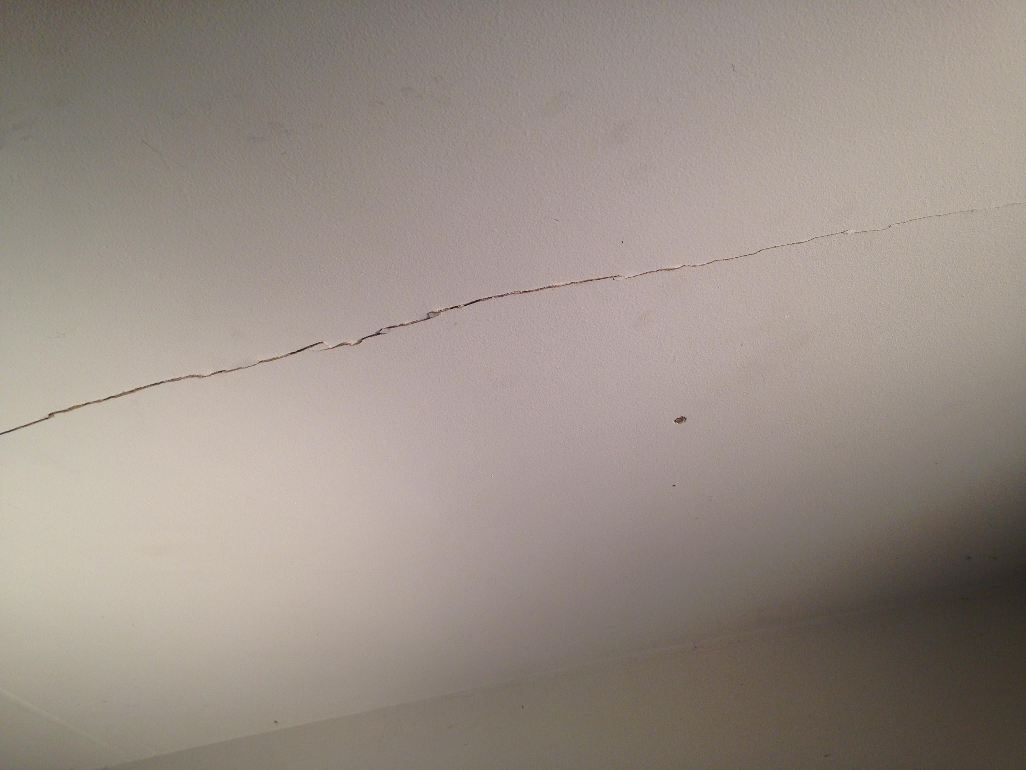 Superficial Drywall Ceiling Crack Repair Ifixit Repair Guide