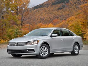 2016-Present Volkswagen Passat