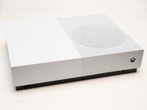 Xbox One S All Digital Edition Repair