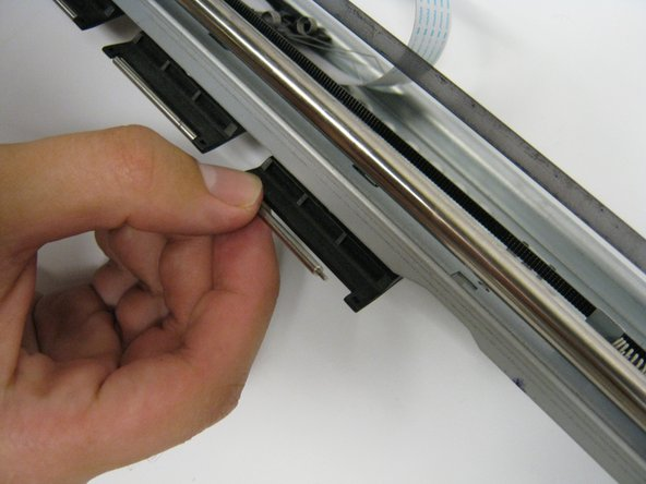 HP Deskjet D1660 Rollers Replacement