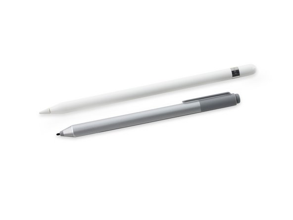 Image 1/3: First: the Microsoft Surface Pen (from a [https://www.ifixit.com/Teardown/Microsoft+Surface+Pro+4+Teardown/51568|Surface Pro 4|new_window=true]).